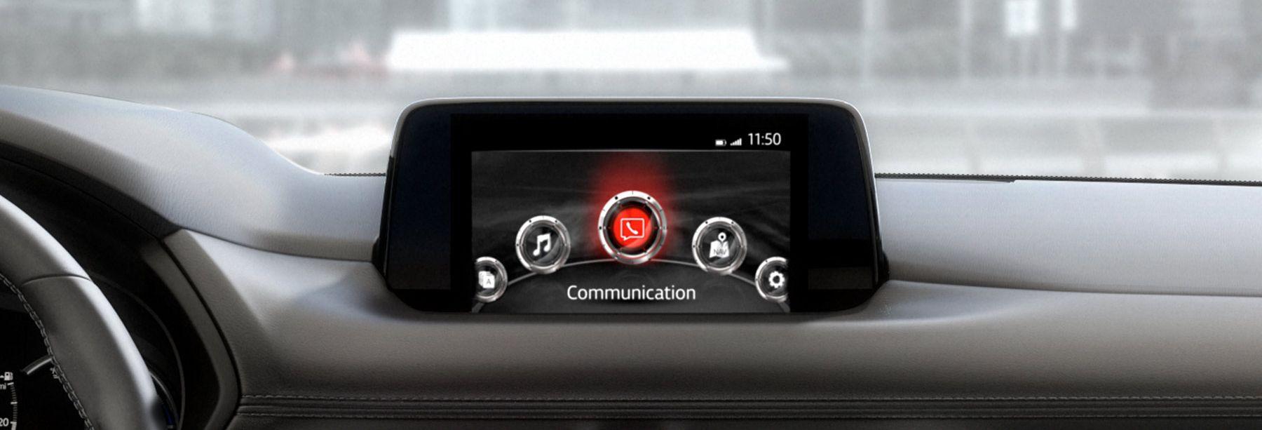 2019 Mazda CX-5 Touchscreen