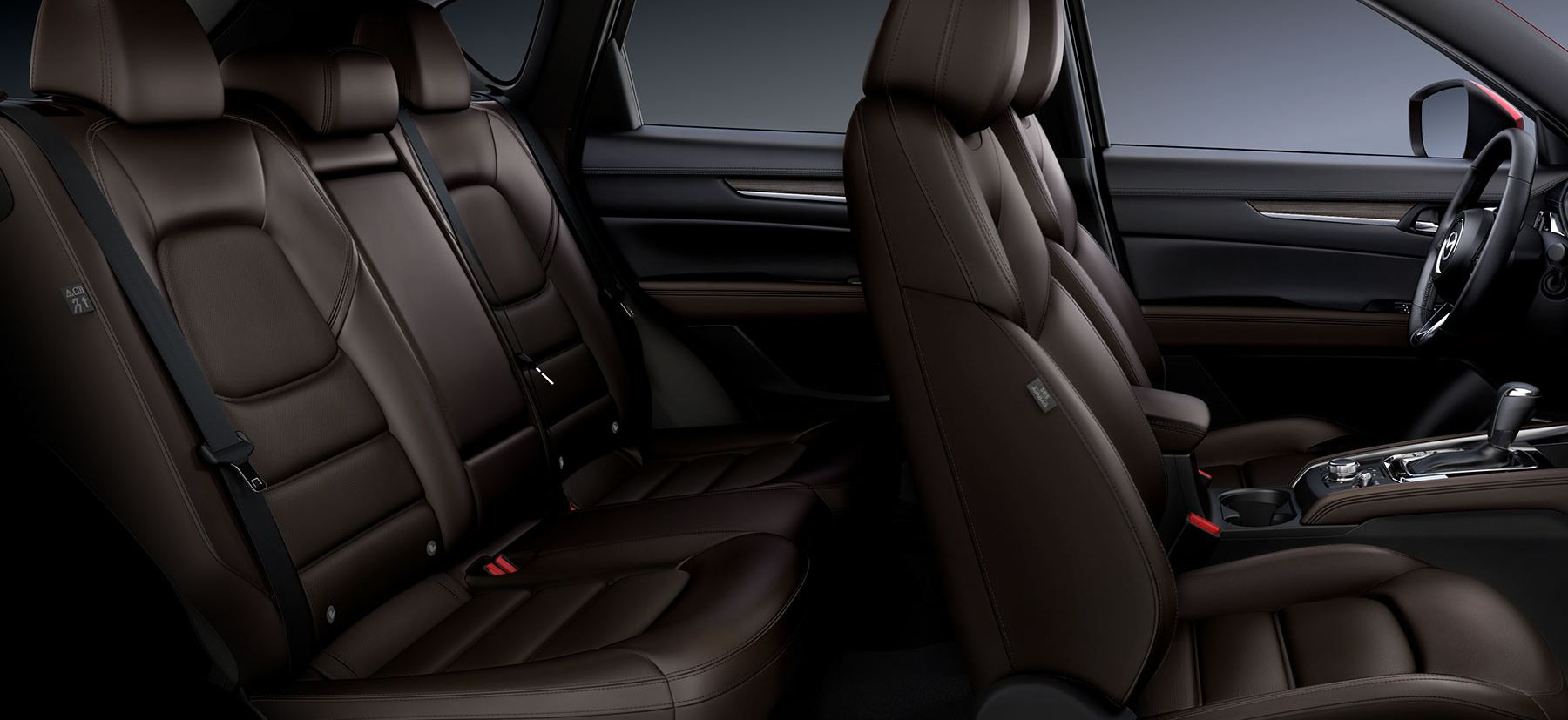 The Roomy Cabin of the 2019 Mazda CX-5