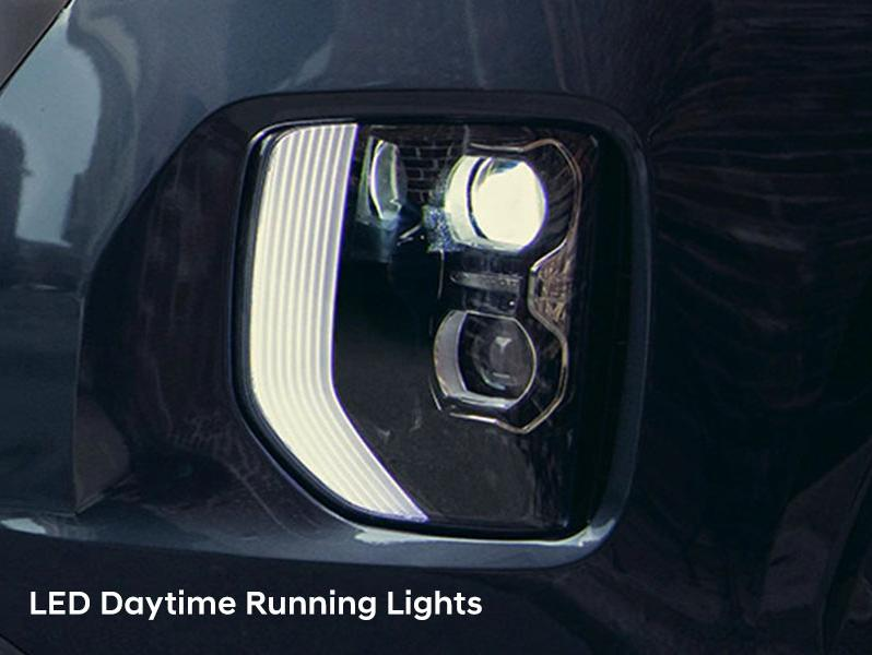 Hyundai Palisade LED daytime running light