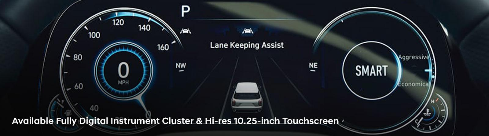 Hyundai Lane Keeping Assist