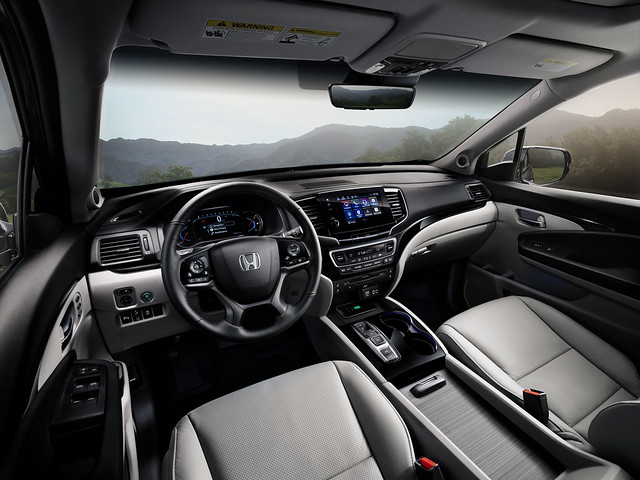 2019 Honda Pilot Interior In Wausau, WI