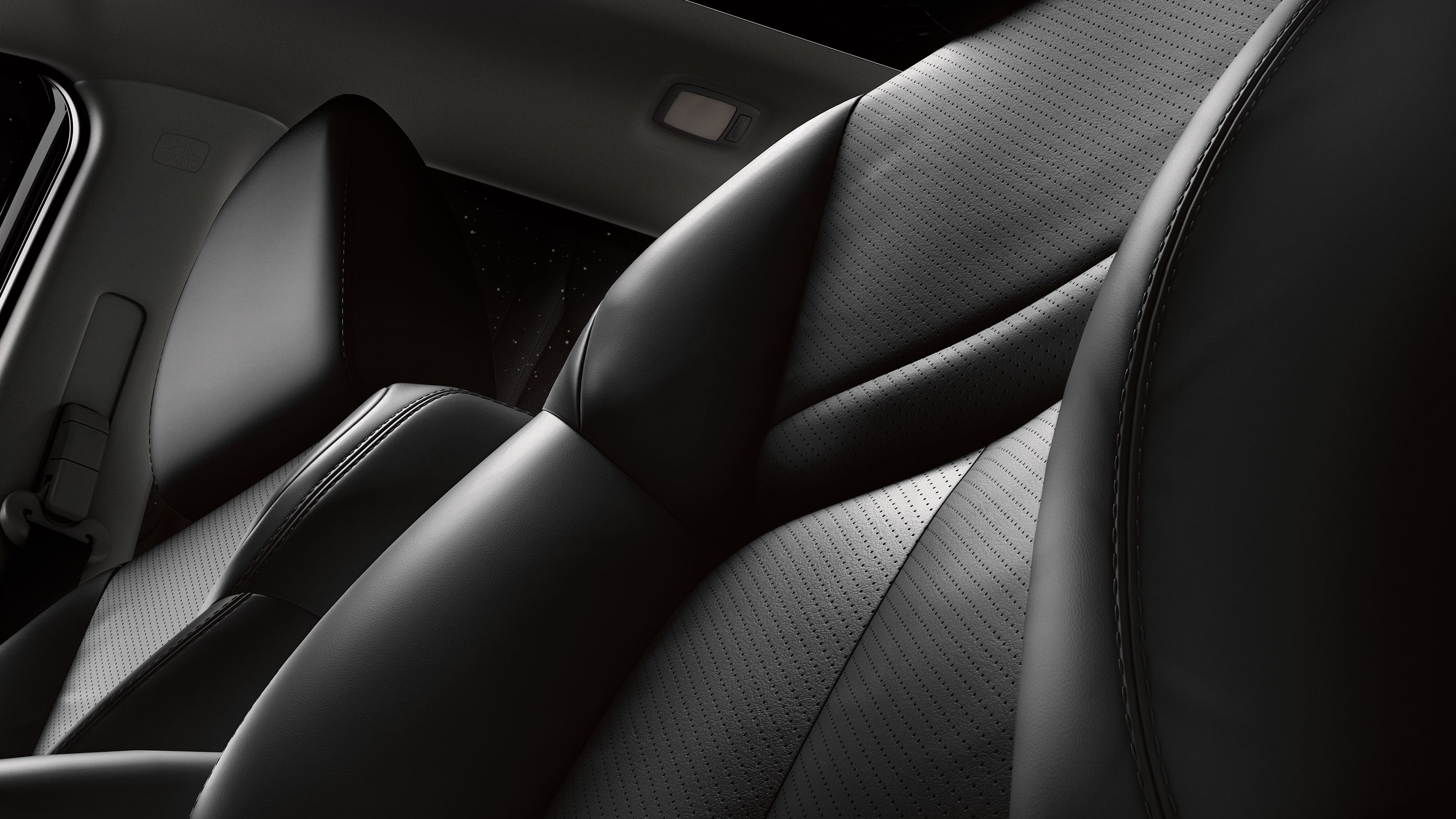 Plush Seating in the 2019 Rogue
