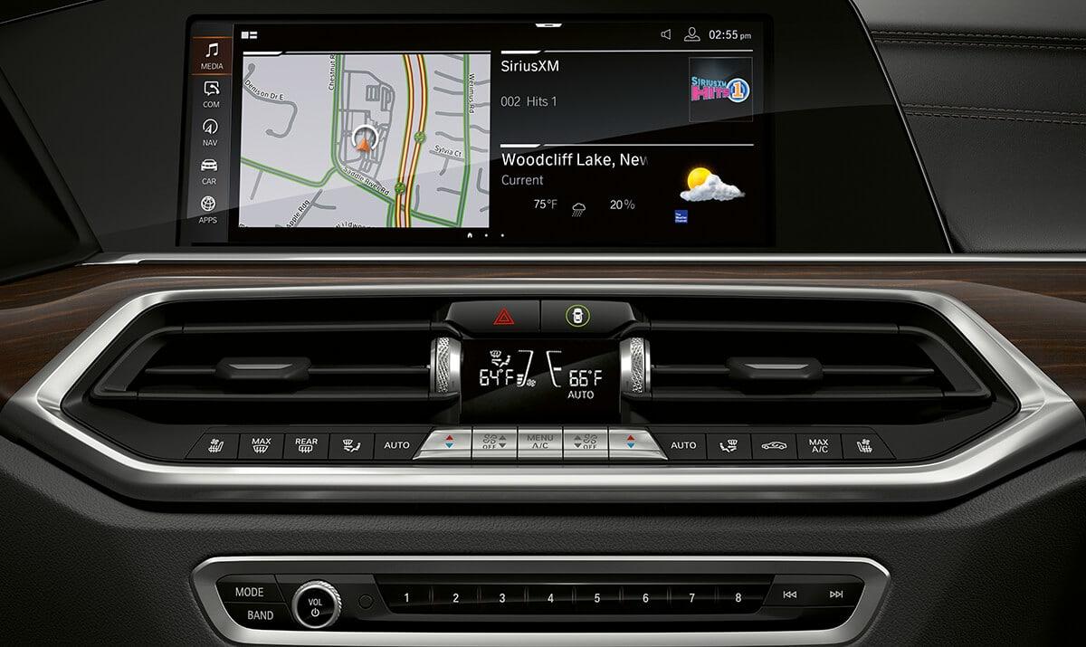 2019 BMW X5 Technology
