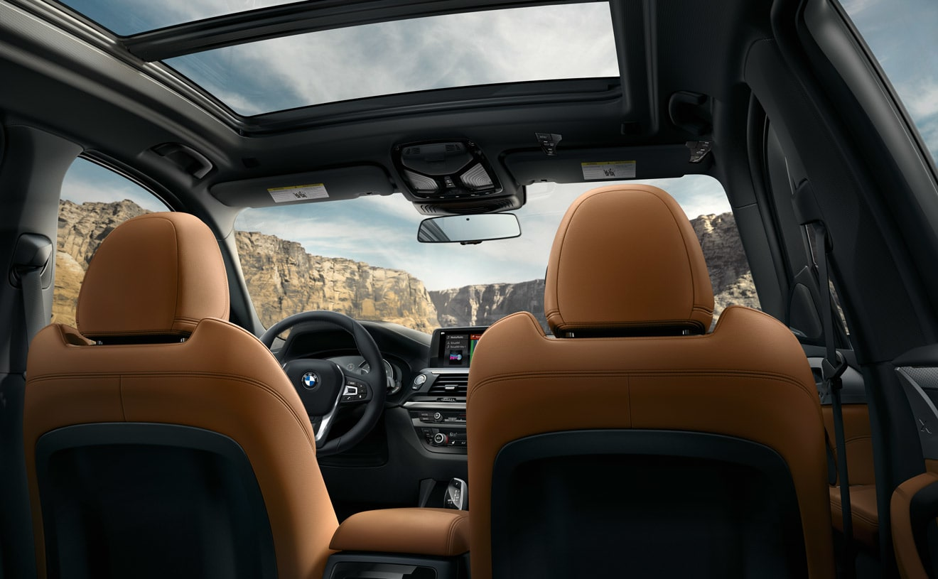 Stay Cozy in the 2019 BMW X3