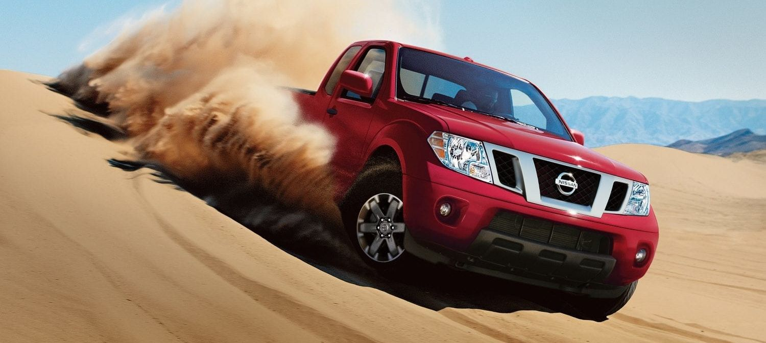 2019 Nissan Frontier Key Features near Sacramento, CA