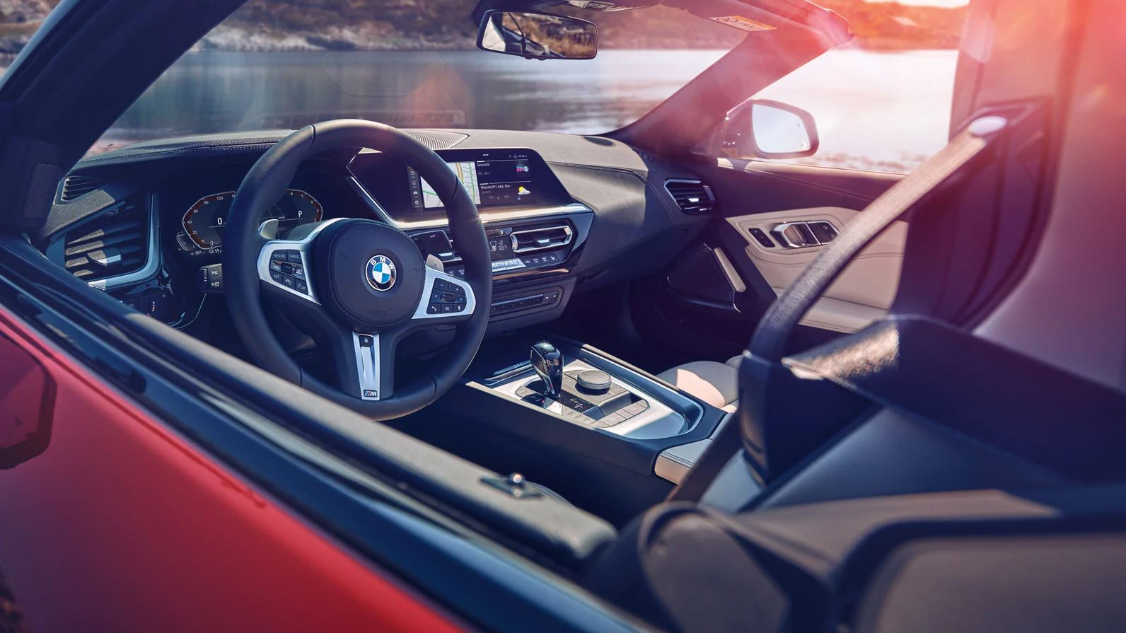 2020 BMW Z4 Dashboard