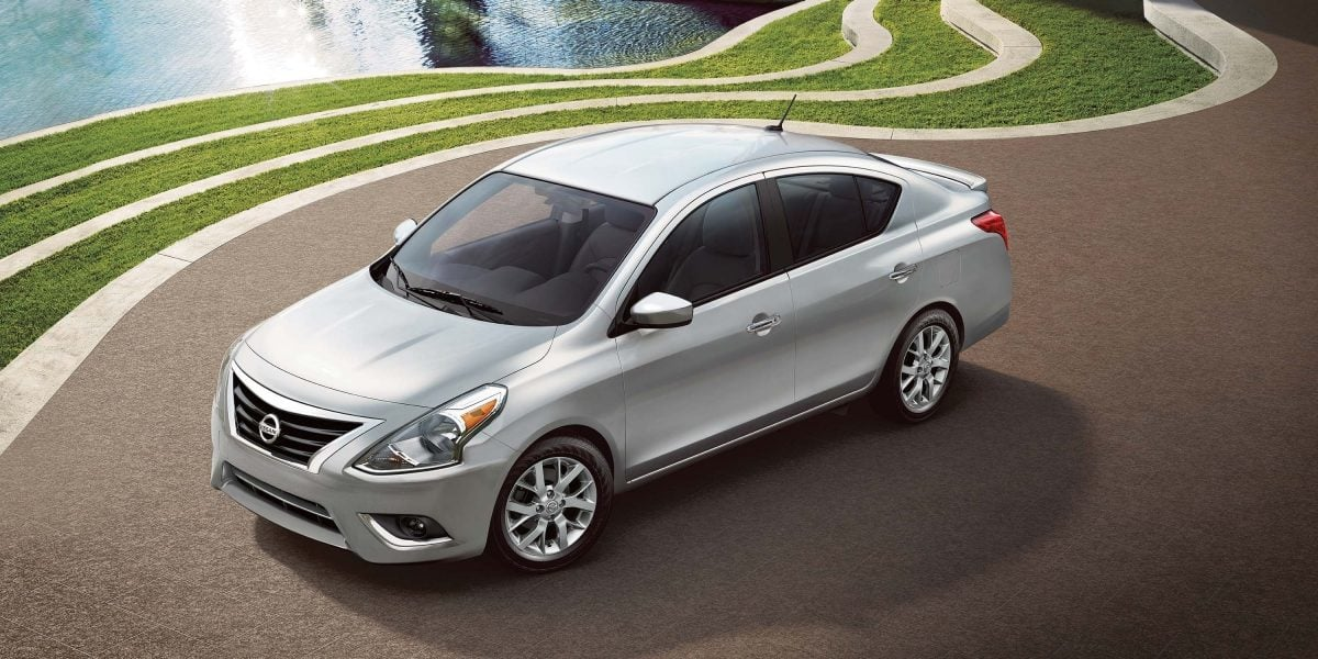 Test Drive the Nissan Versa!