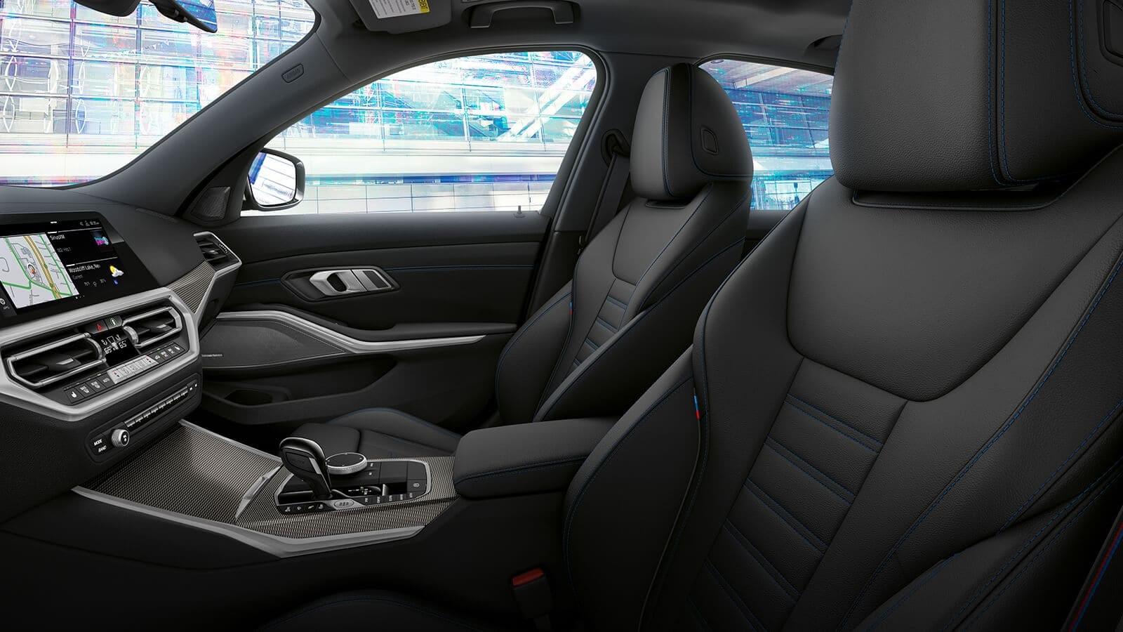 2020 BMW 3 Series Seating
