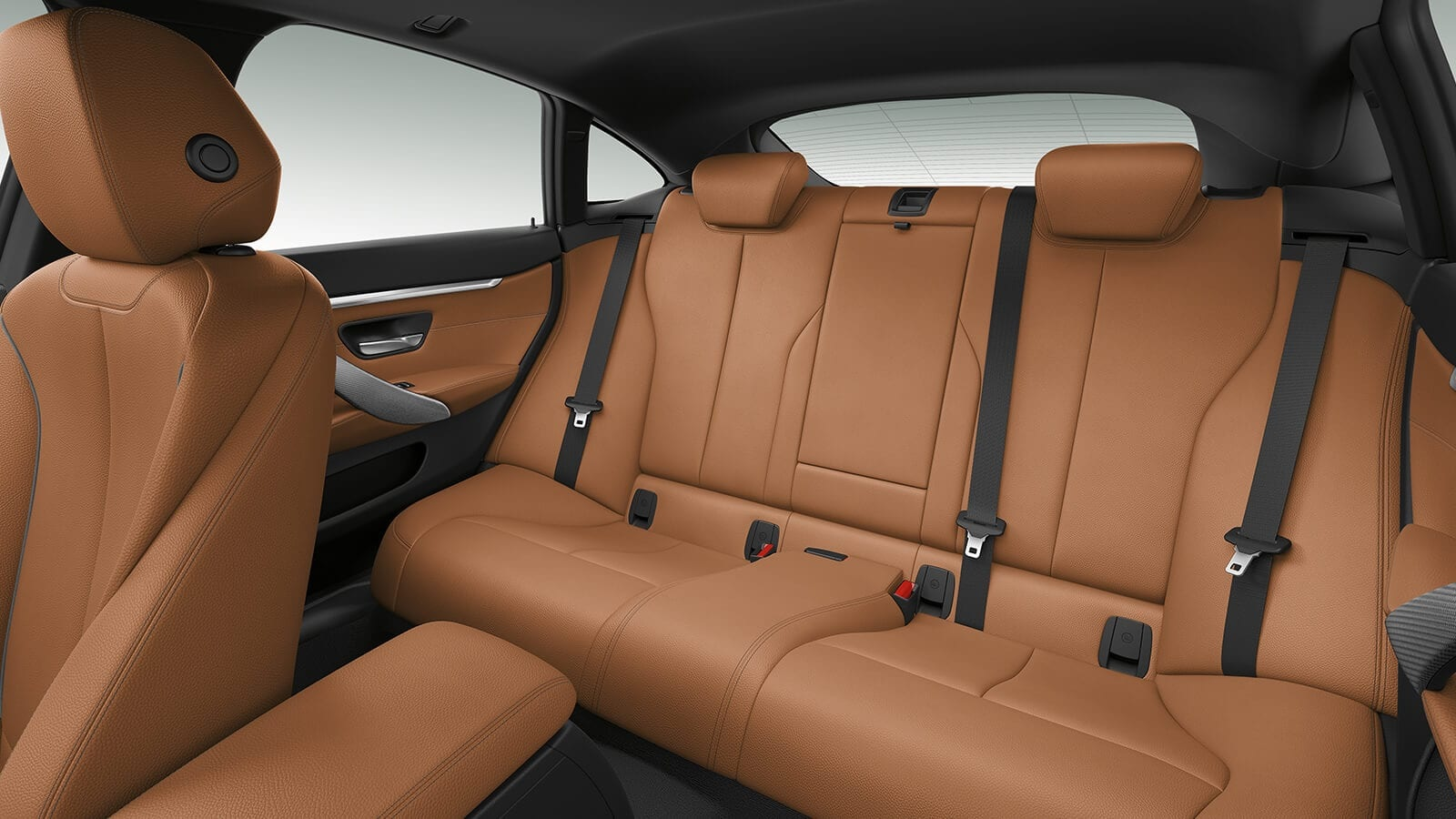 2020 BMW 4 Series Rear Row Seating