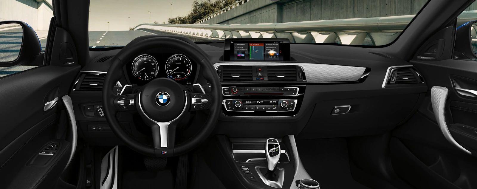 2020 BMW 2 Series Center Stack