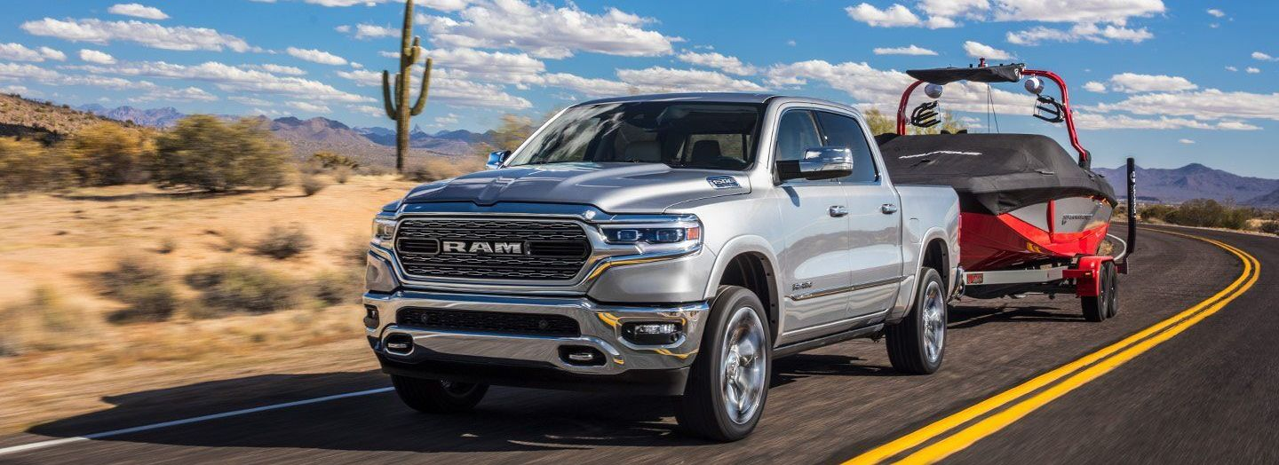 2019 Chevrolet Silverado 1500 V6 vs 2019 Ram 1500 near San