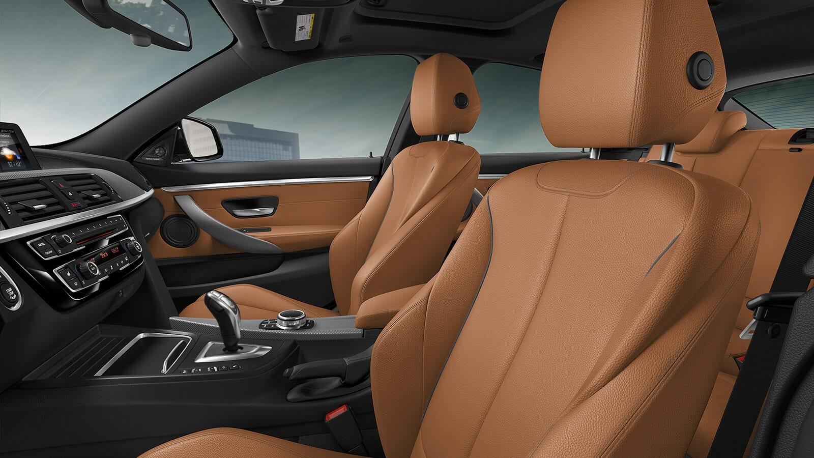 2020 BMW 4 Series Cockpit