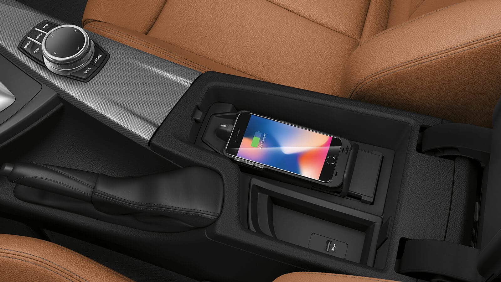 2020 BMW 4 Series Wireless Charger