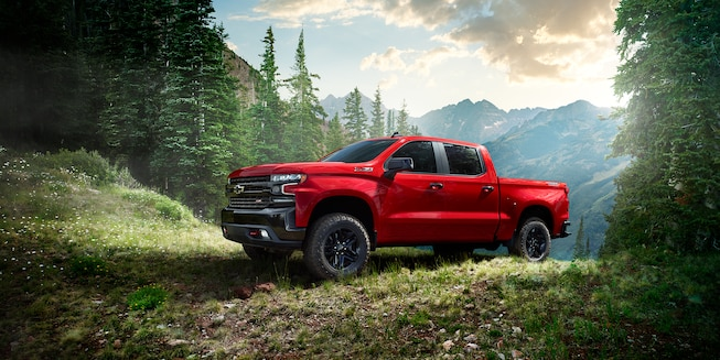 How Much Can the 2019 Silverado 1500 Tow?