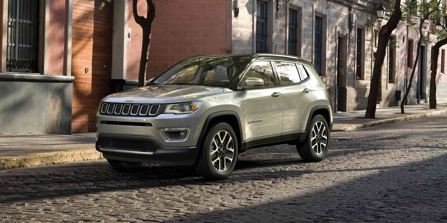 2019 Jeep Compass Financing near Elizabethtown, KY