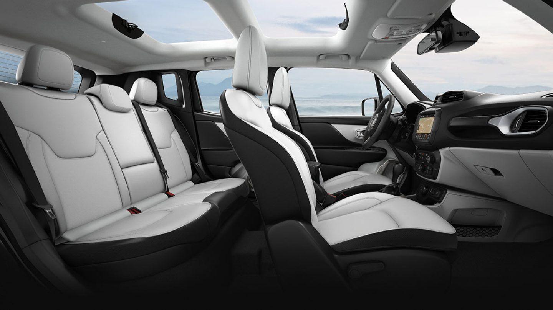 2019 Jeep Renegade Full Interior
