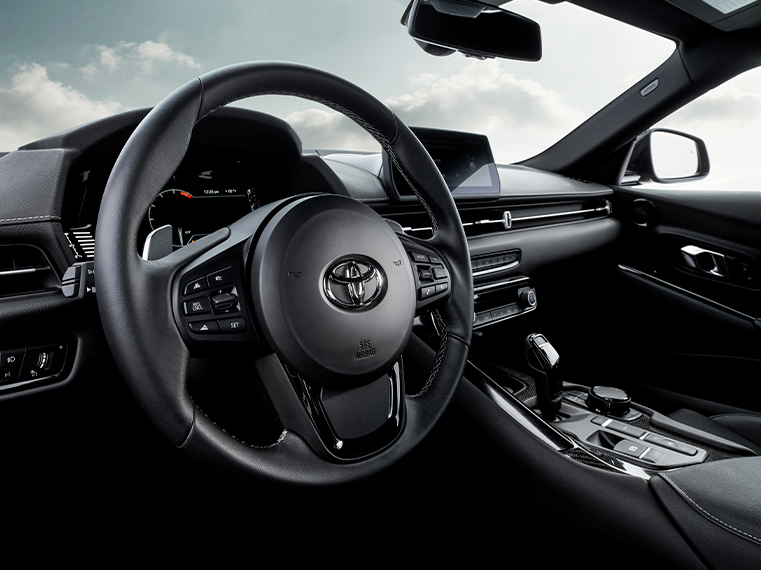 Performance features of the 2020 Supra at Tri County Toyota in Royersford