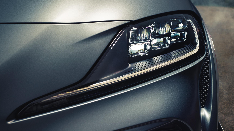 2020 Toyota Supra Six-Lens Headlights