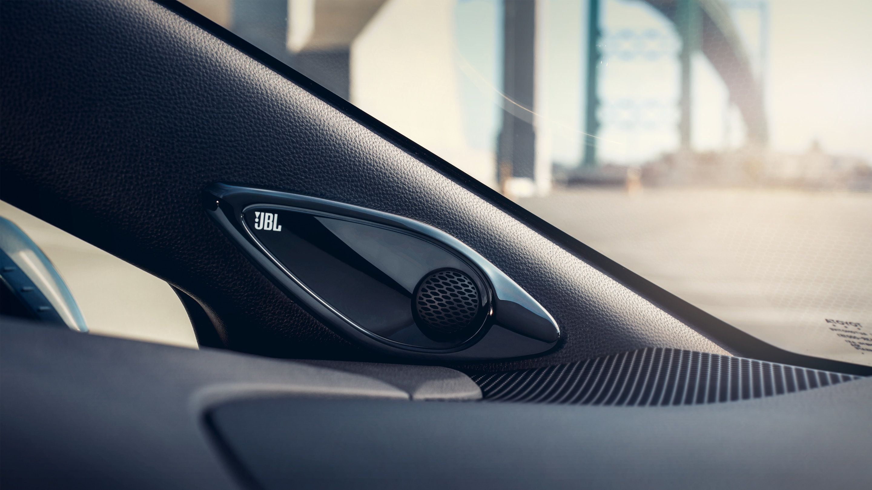 JBL® Sound System in the 2020 Corolla