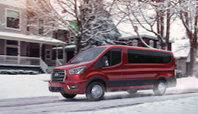 2020 Ford Transit in Fredericton
