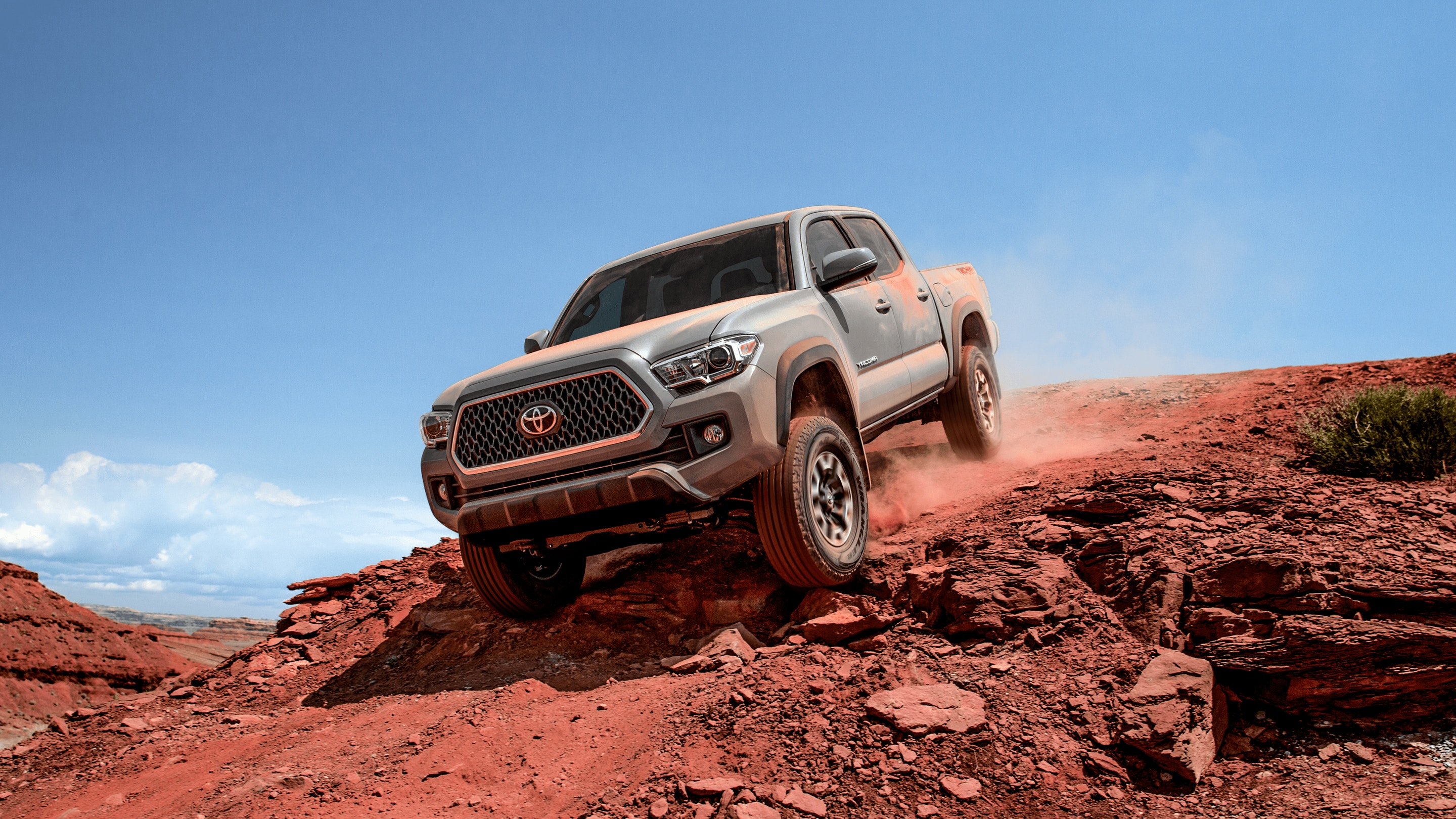 2019 Toyota Tacoma vs 2019 Nissan Frontier in New Castle, DE