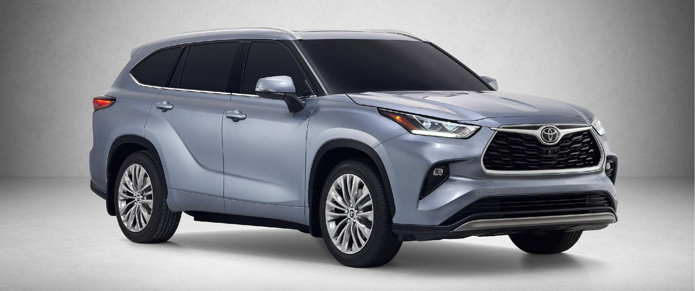 2020 Toyota Highlander Preview near Glen Mills, PA