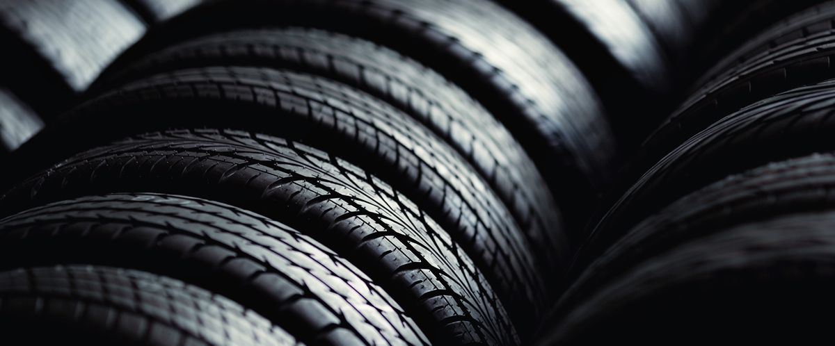 Visit Our Toyota Tire Center!