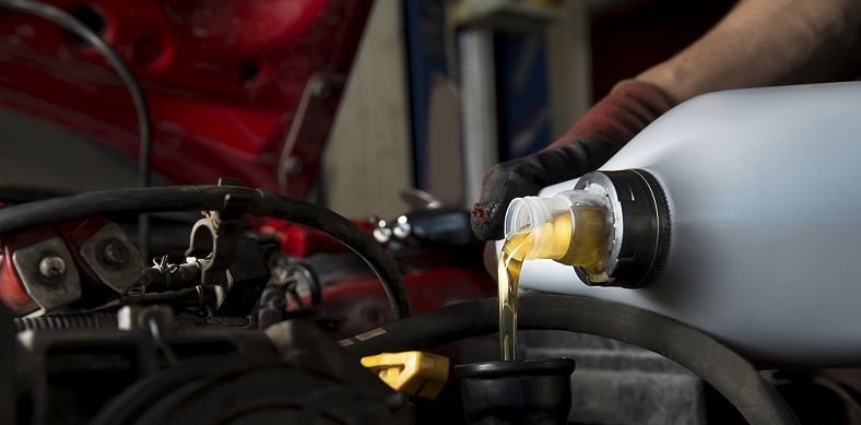 Oil Change Service near Boerne, TX