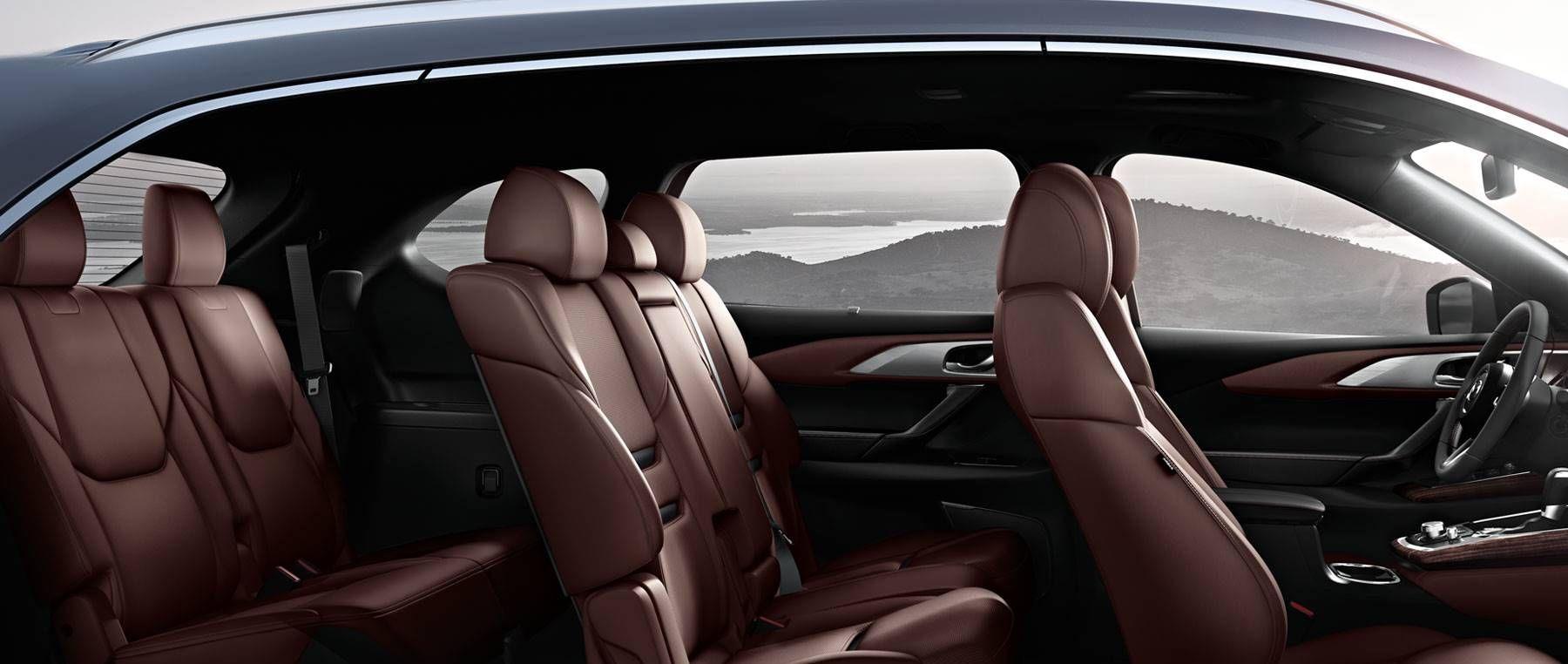 2019 Mazda CX-9 Full Interior