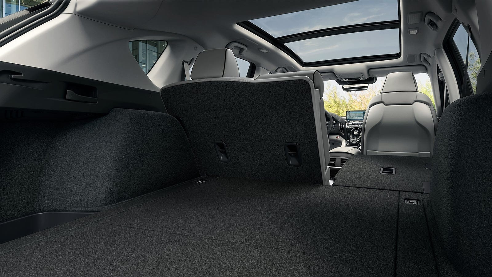 2020 Acura RDX Storage Space