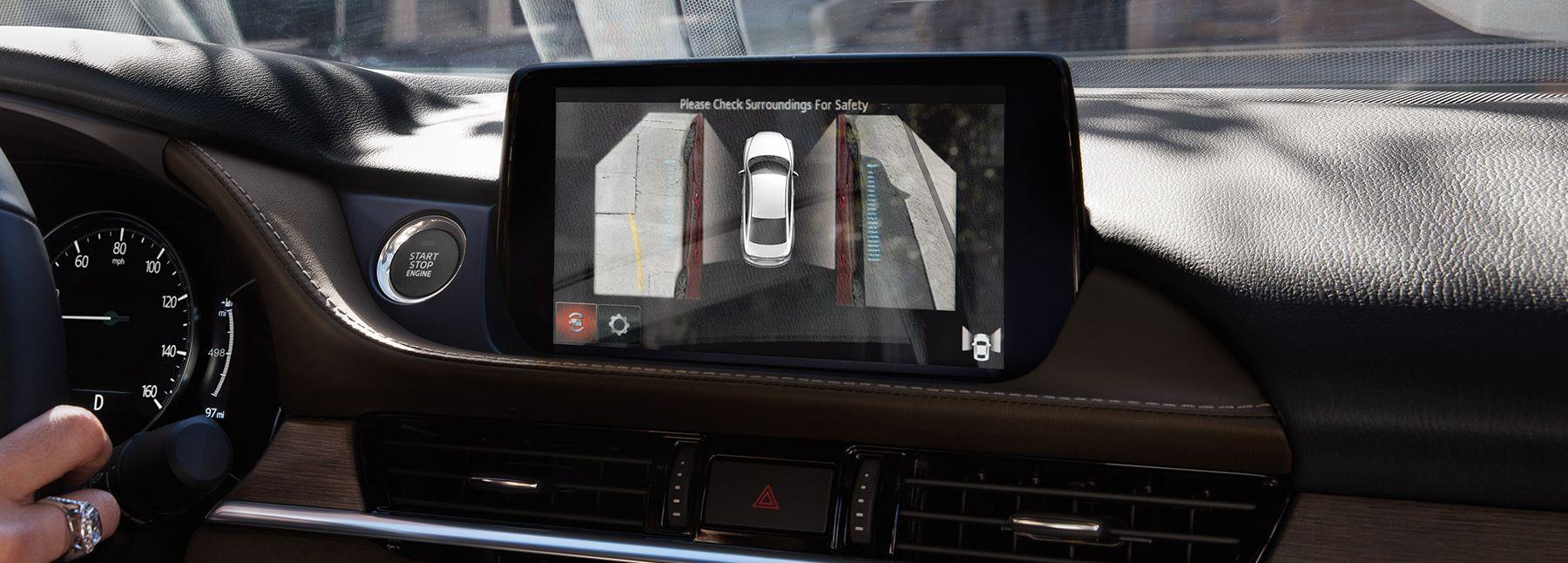 2019 Mazda6 Safety Systems