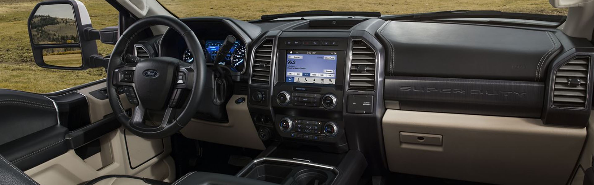 2020 Ford Super Duty F-250 specifications