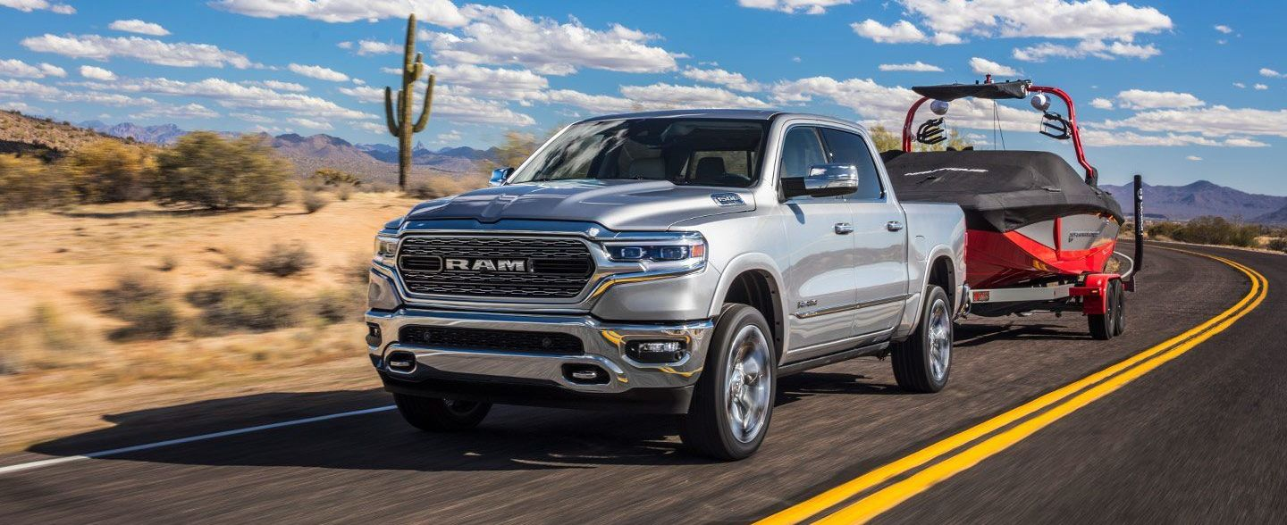 2019 Ram 1500 vs 2019 Chevrolet Silverado 1500 in Englewood Cliffs, NJ