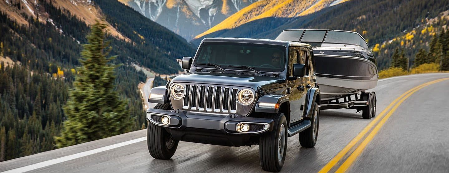 2019 Jeep Wrangler Unlimited for Sale near Dumont, NJ