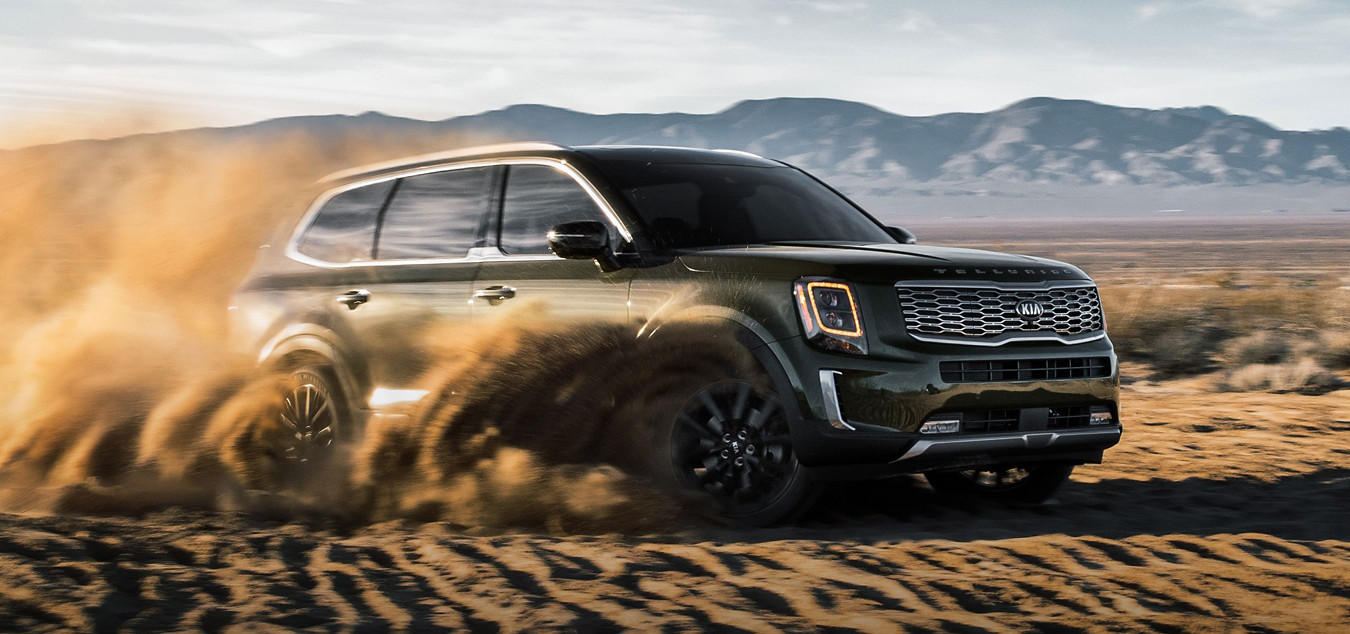 2020 Kia Telluride for Sale near Elmendorf, TX