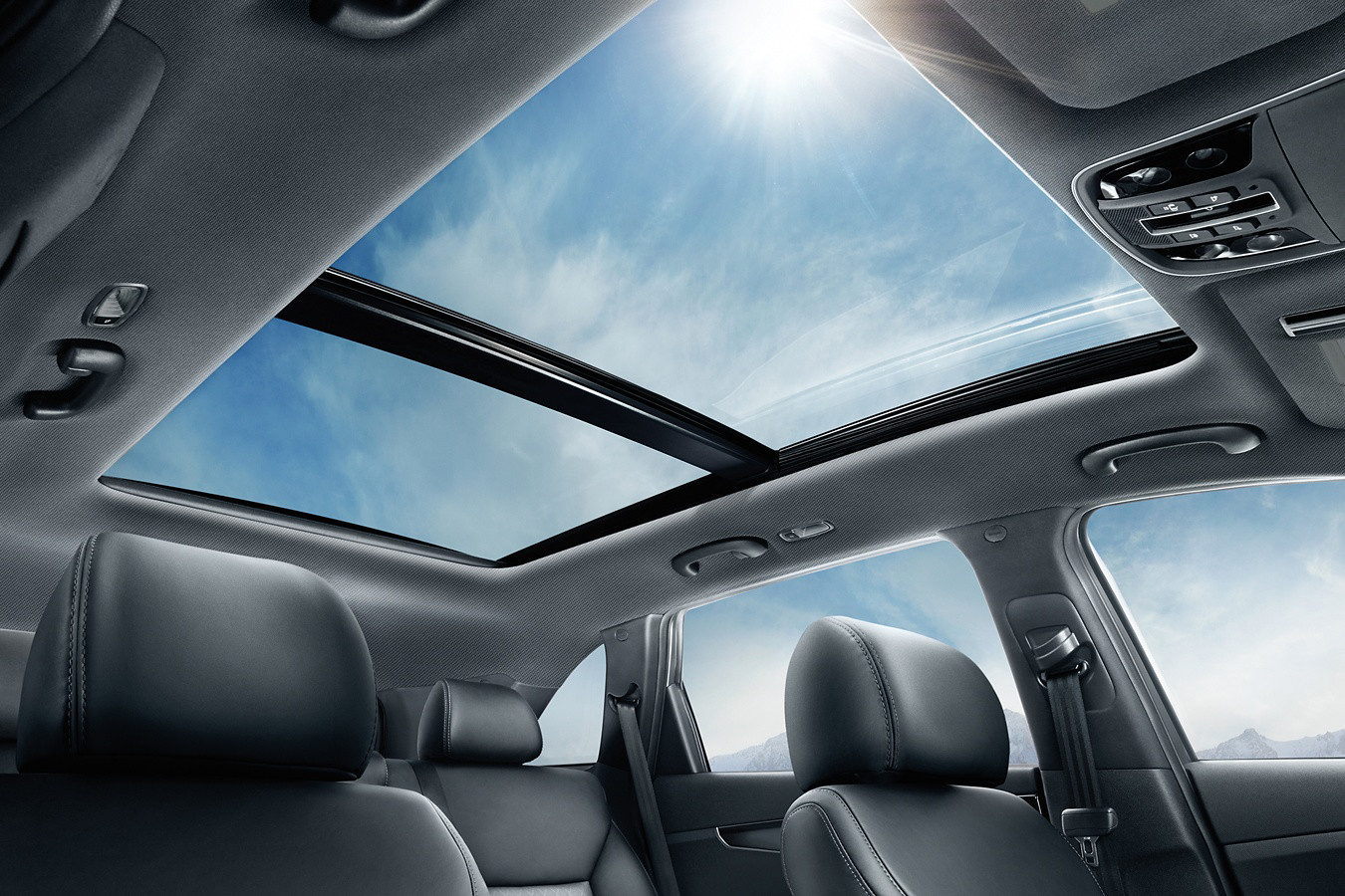 2019 Kia Sorento Sunroof