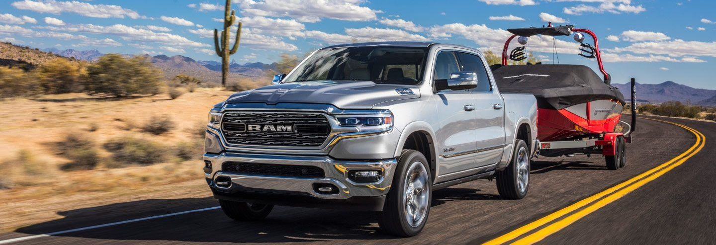 2019 Ram 1500 vs 2019 Chevrolet Silverado 1500 near Sparta, TN
