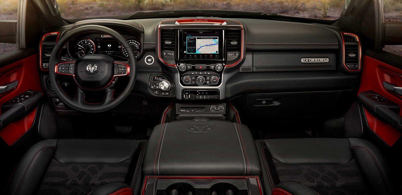 2019 Ram 1500 Cockpit