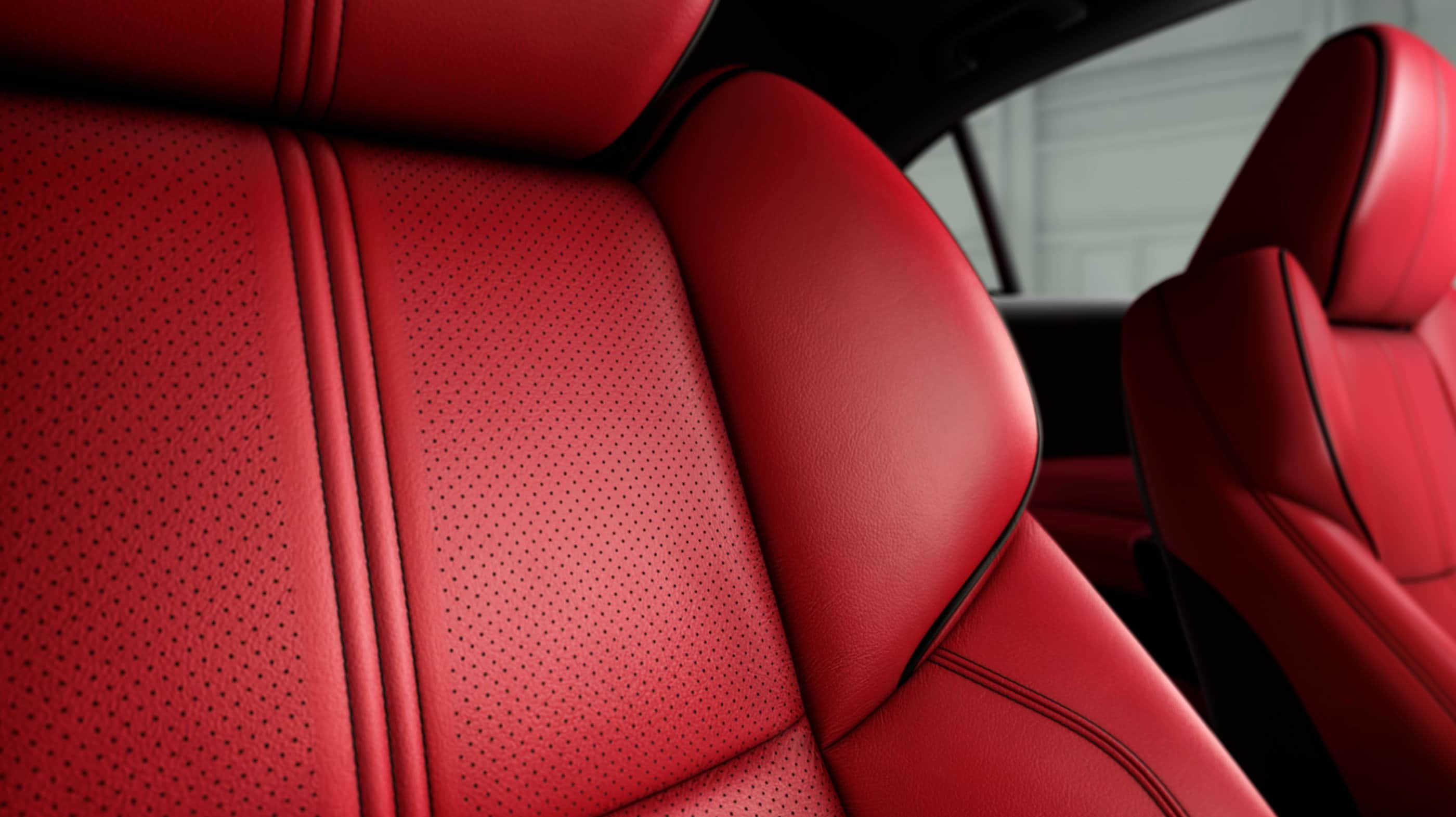 Sporty Seats in the 2020 TLX