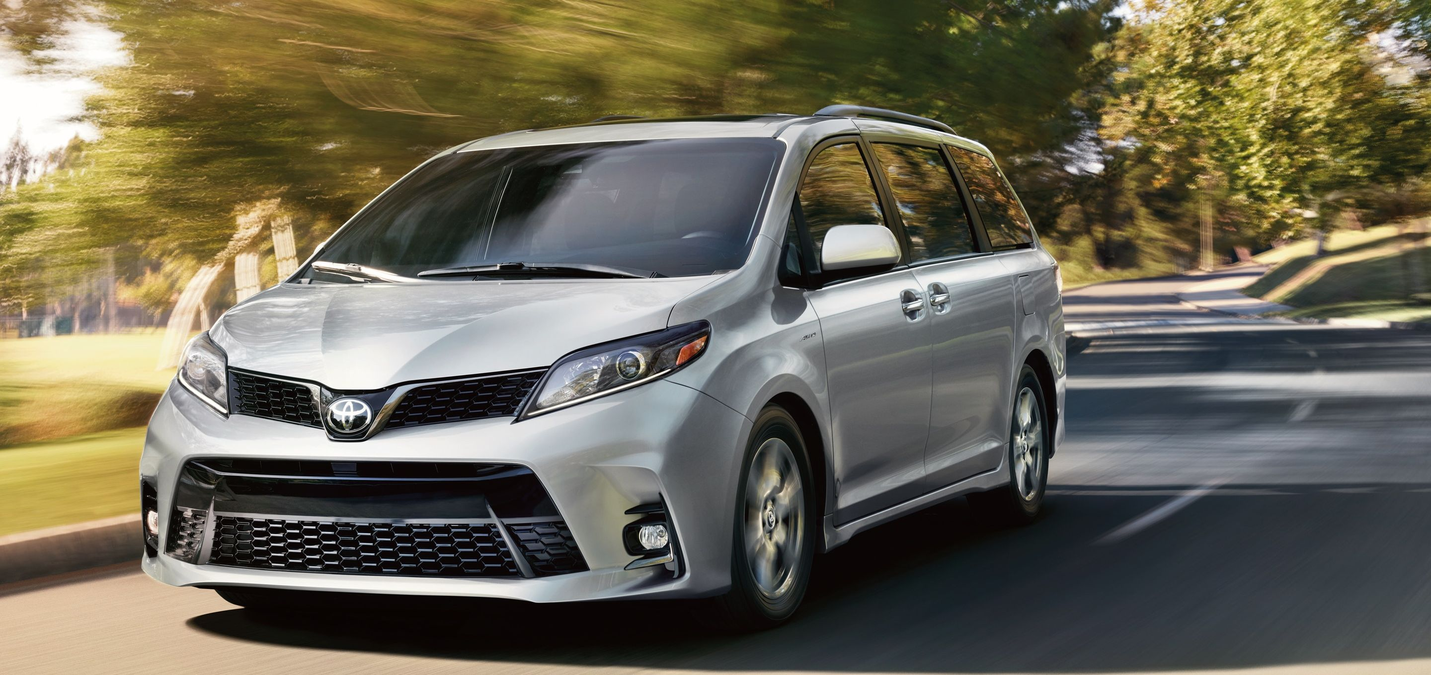 2020 Toyota Sienna Leasing near Kennett Square, PA