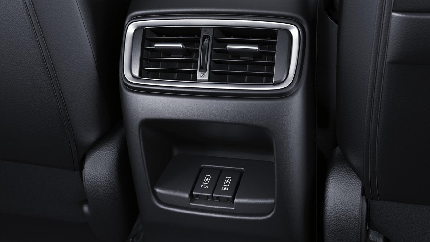 Power Options of the 2019 Honda CR-V
