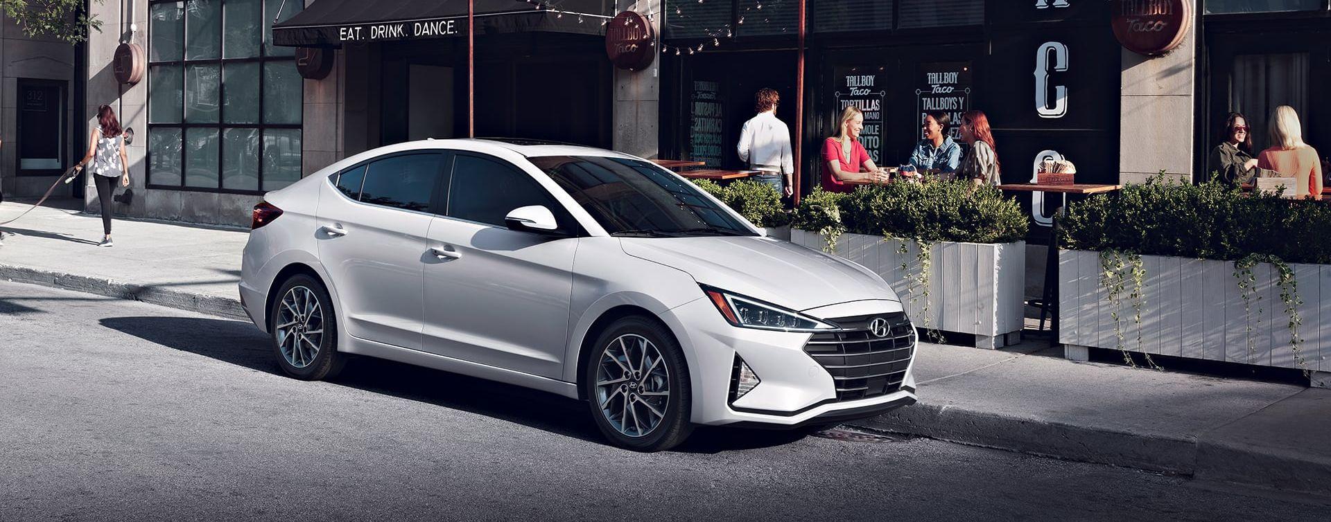 2020 Hyundai Elantra Leasing near Bowie, MD