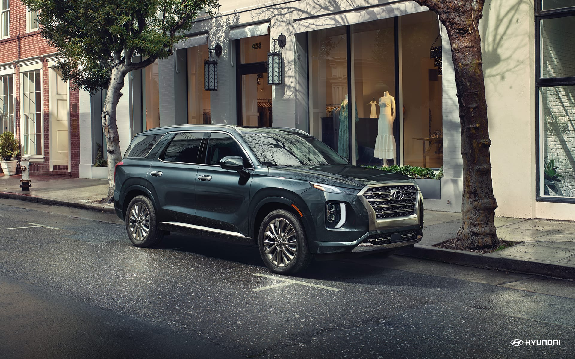 2020 Hyundai Palisade Leasing near Washington, DC
