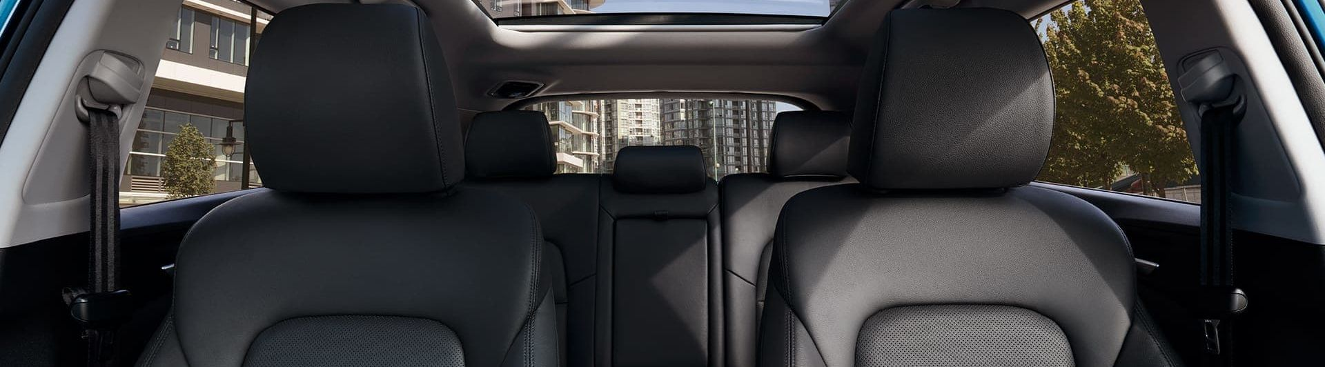 2019 Tucson Seating