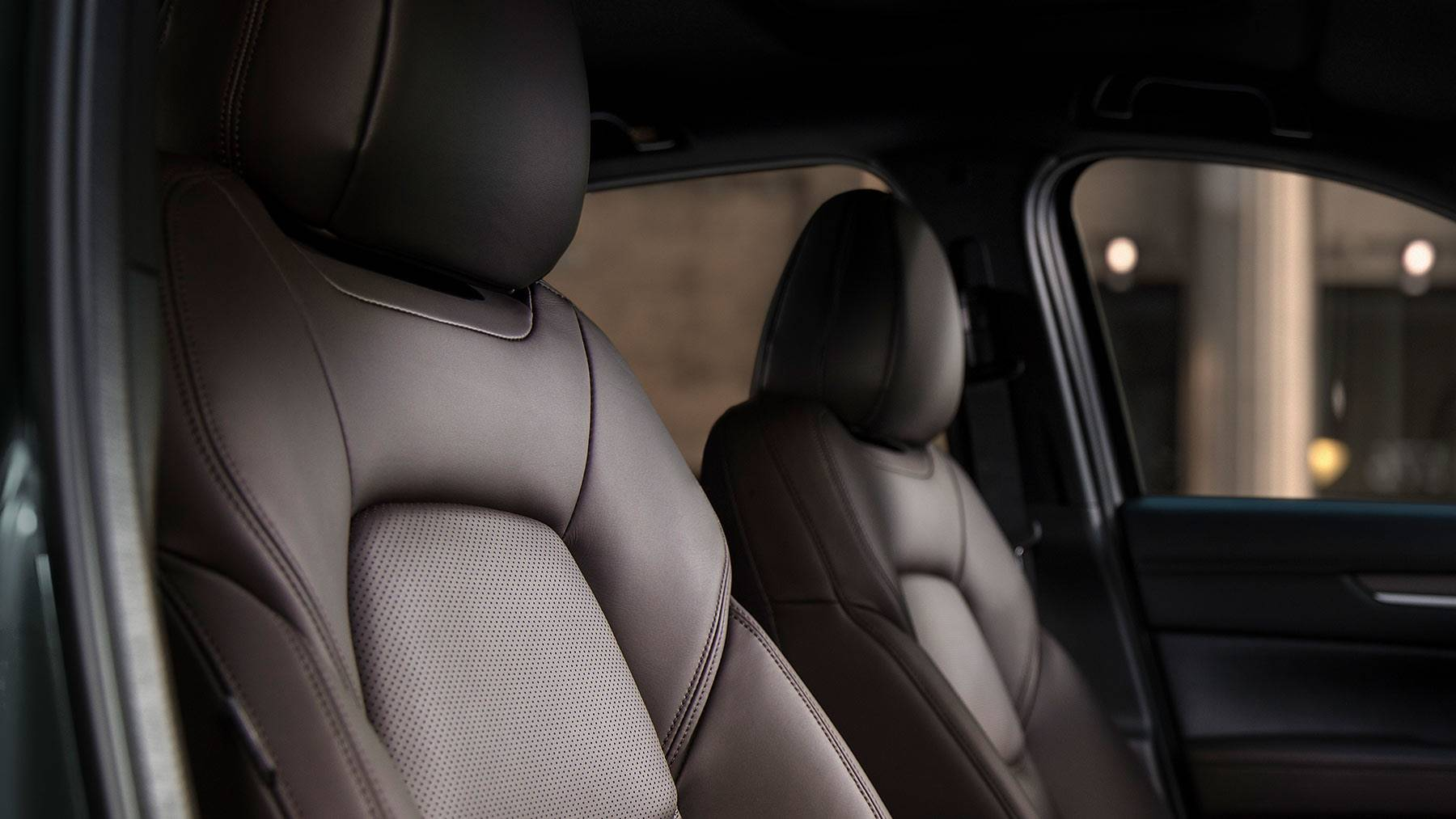 Premium Seating in the Mazda CX-5