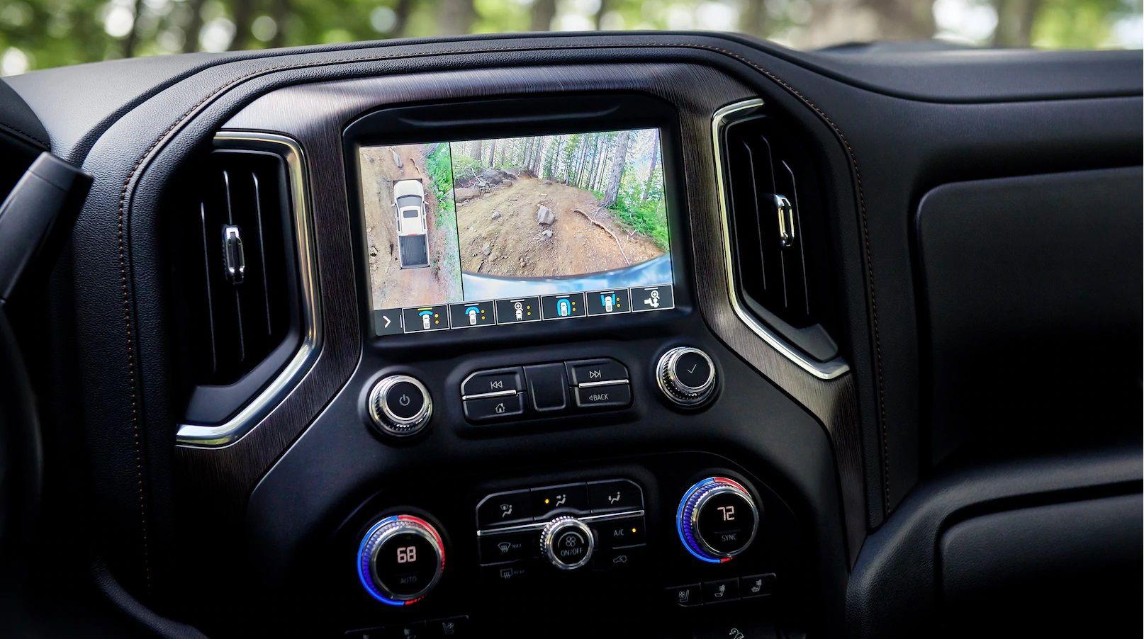 Rear View Camera in the 2019 Sierra 1500