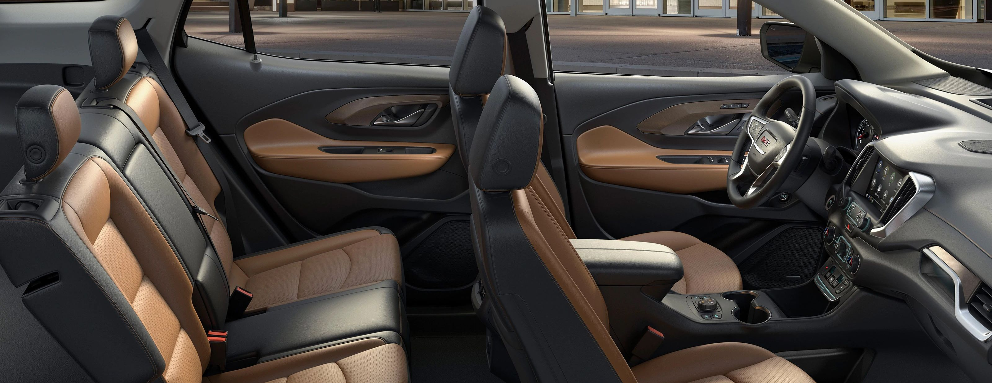 Supple Seating in the 2020 Terrain