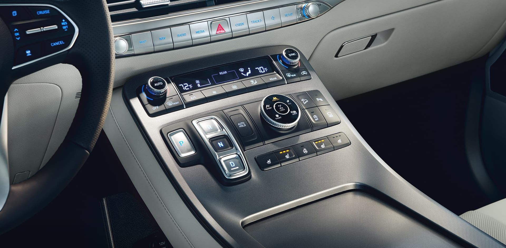 Plethora of Tech Features in the 2020 Palisade