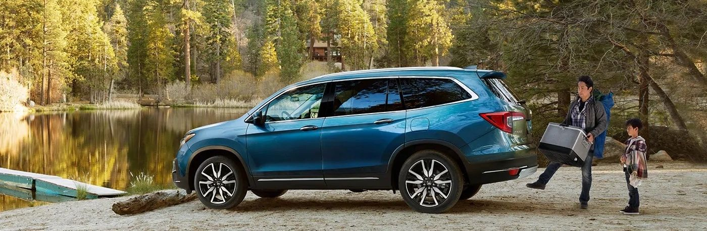 2020 Honda Pilot Leasing near The Woodlands, TX