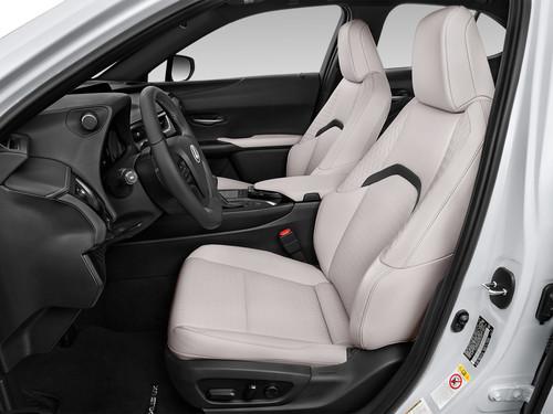 2019 Lexus UX 250h Interior Design